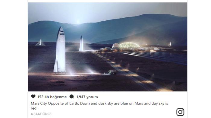 Mars kenti