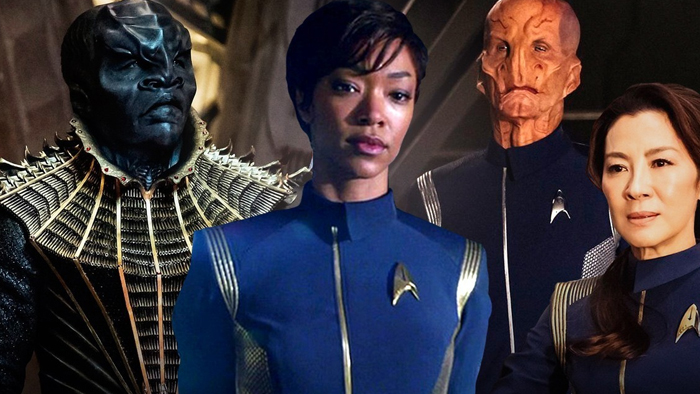 Star Trek yeni murettebat