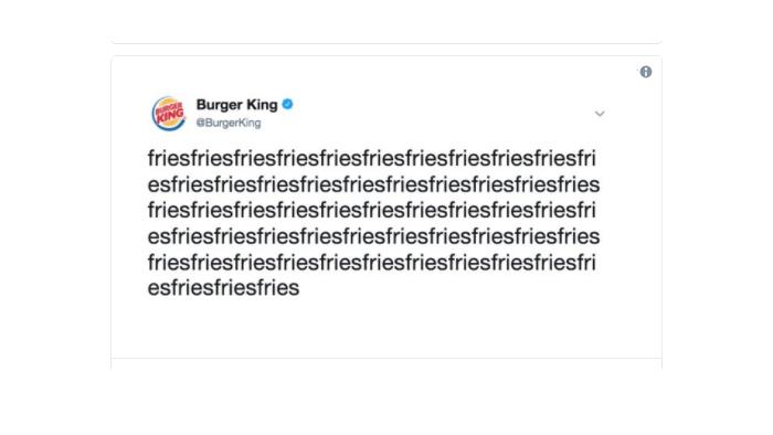 Twitter Güncelleme