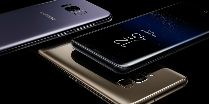 Samsung Galaxy S8 ve S8 Plus Ekranı