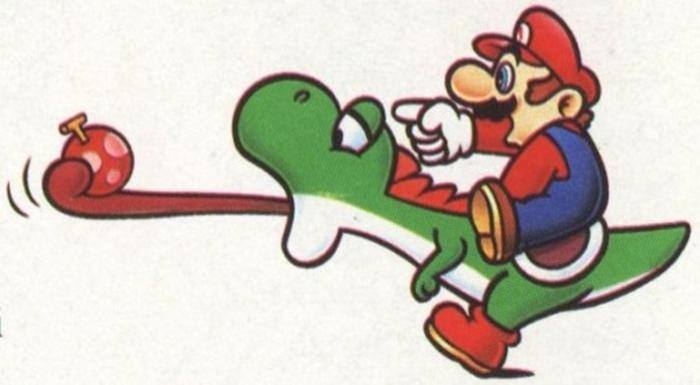 Mario ve yoshi