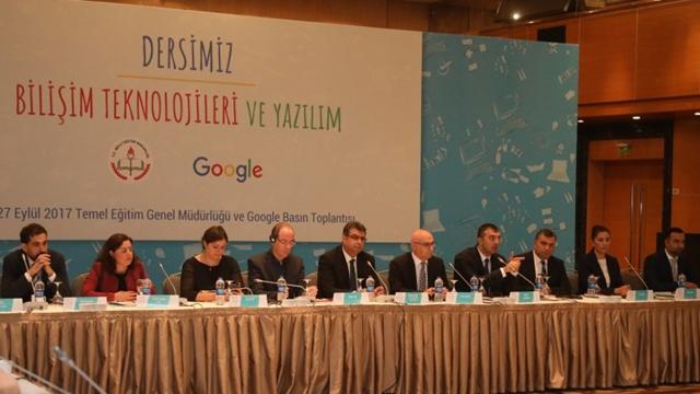 Milli Eğitim Bakanlığı ve Google