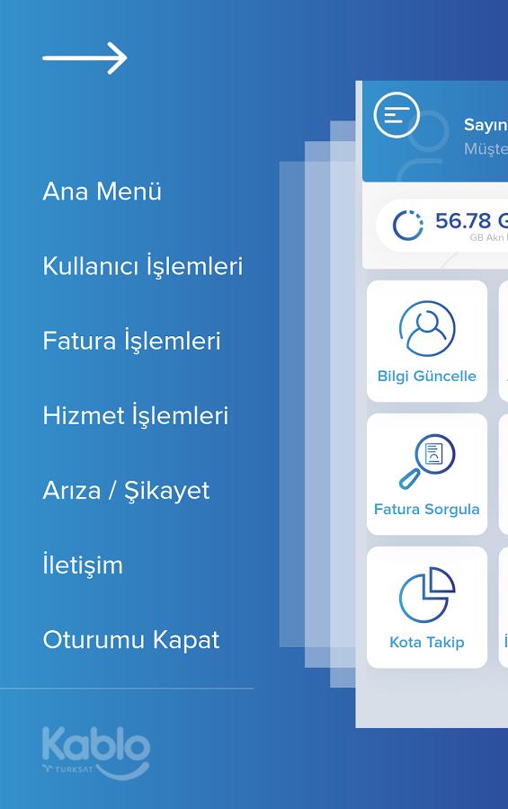türksat kota takip programı