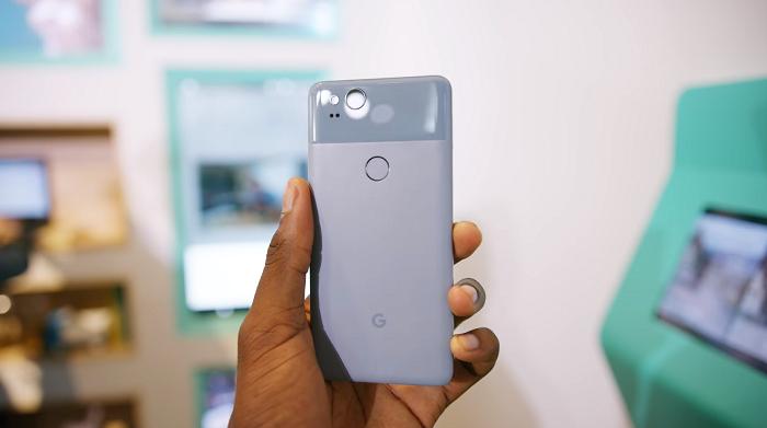 Google Pixel 2 Fotoğraf