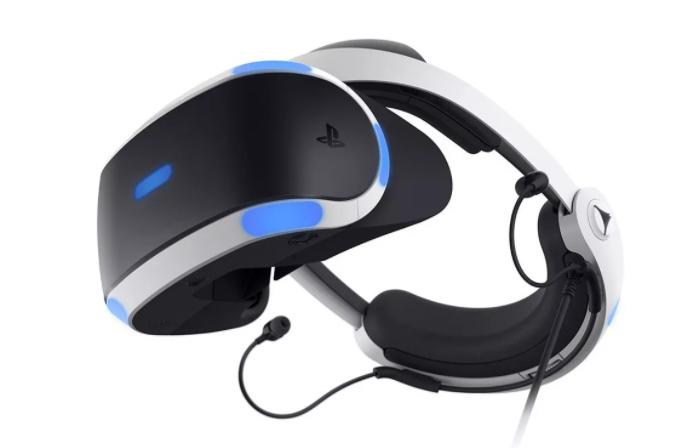 Playstation VR Yeni Tasarım