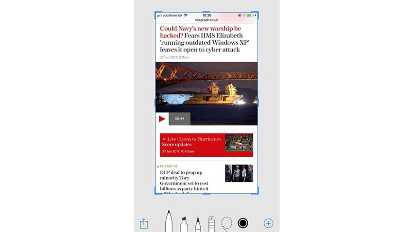 iOS 11, 18 Yeni Özellik