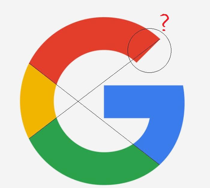 google logo kayma