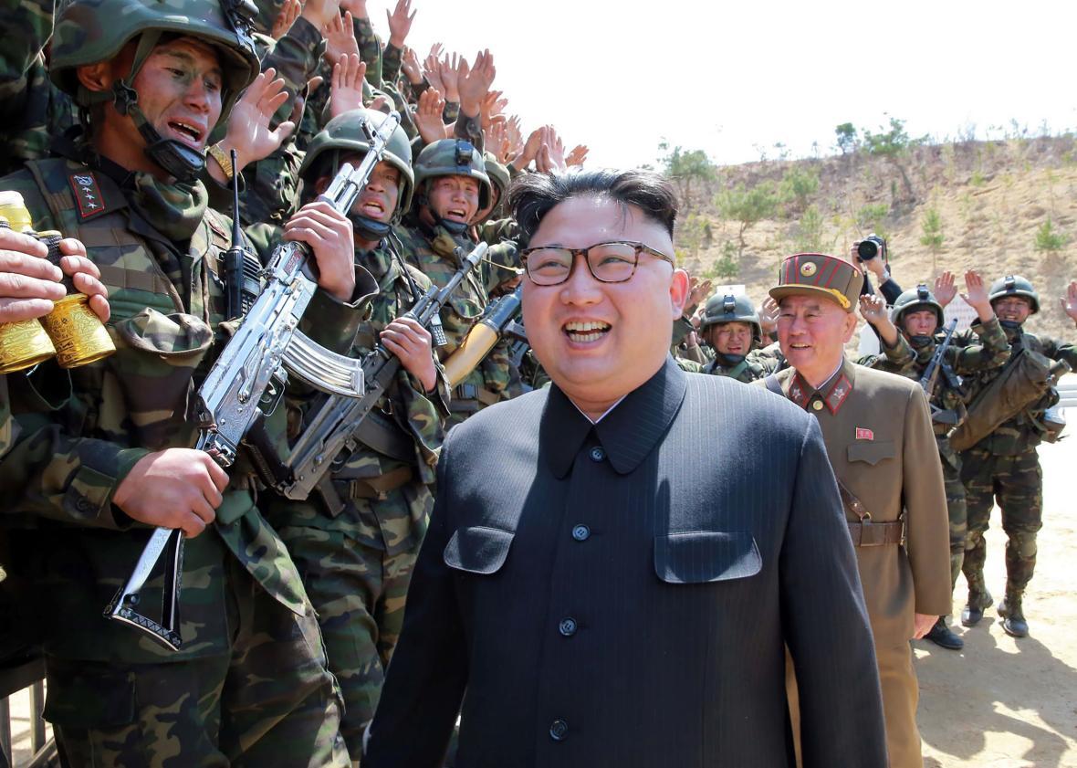 Kuzey Kore Elektromanyetik Silahı İle ABD'yi Yok Edebilir.