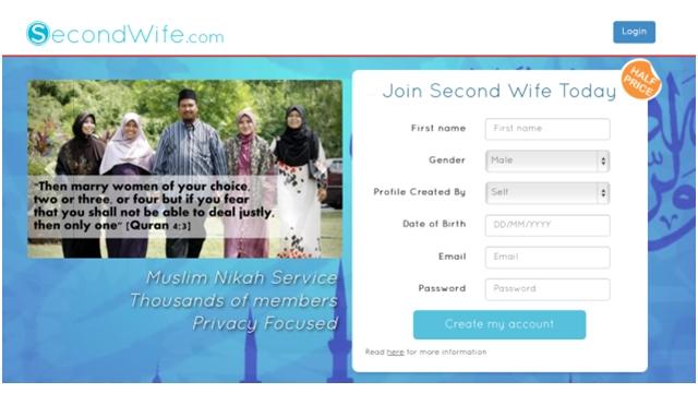 İkinci Eş Bulma Sitesi