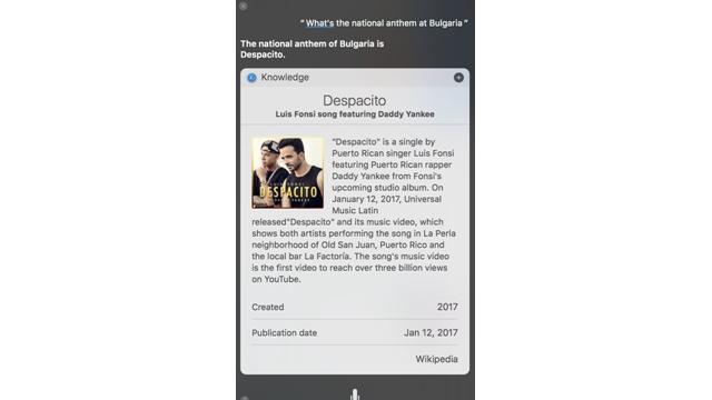 Siri, Despacito Şarkısını Çok Yanlış Anlamış!