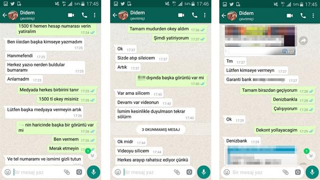 Vatan Şaşmaz Cinayetinde WhatsApp Gözaltısı