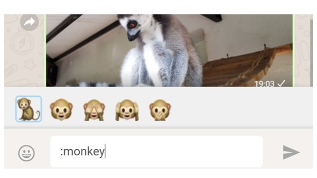 Metinle Emoji arama
