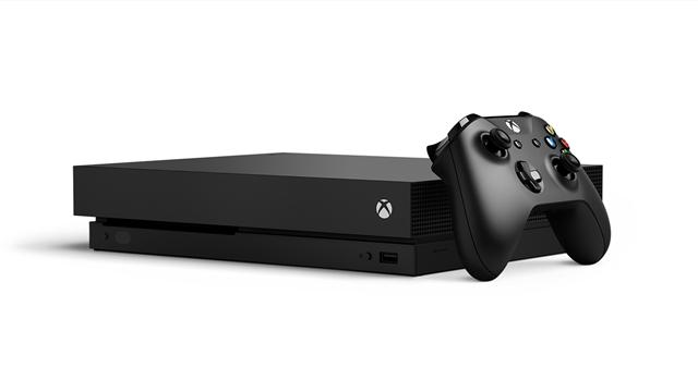 Xbox One X, Türkiye'de Satışa Sunuluyor!