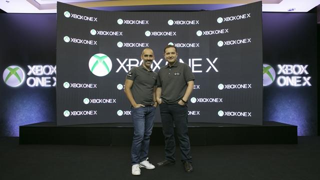 Xbox One X, Türkiye'de Satışa Sunuluyor