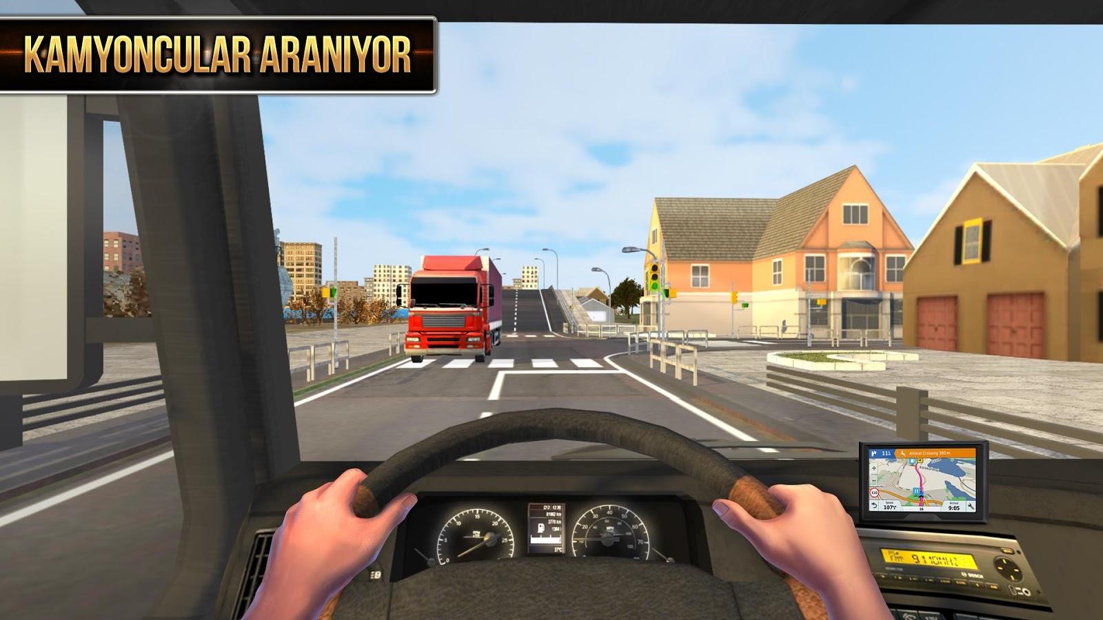 Euro Truck Simulator 2018 Indir Android Icin Kamyon Simulatoru