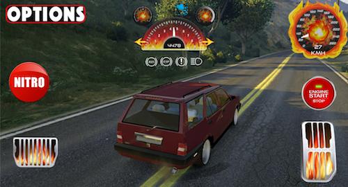 Sahin Kartal Drift Simulator Indir Android Için Sürüş Simülasyonu