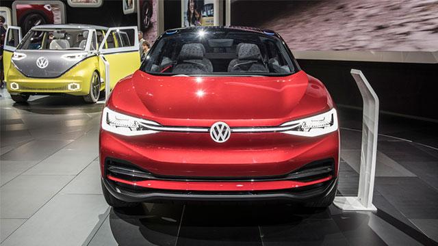 VW ID CROZZ 3