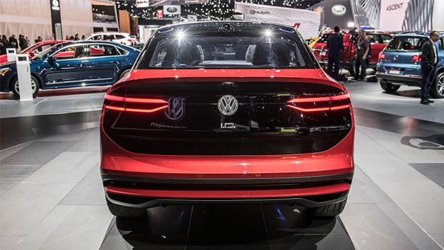 VW ID CROZZ 4