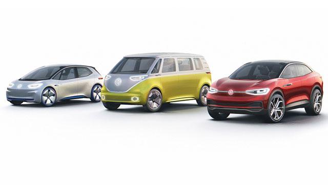 VW ID Serisi Otomobilleri
