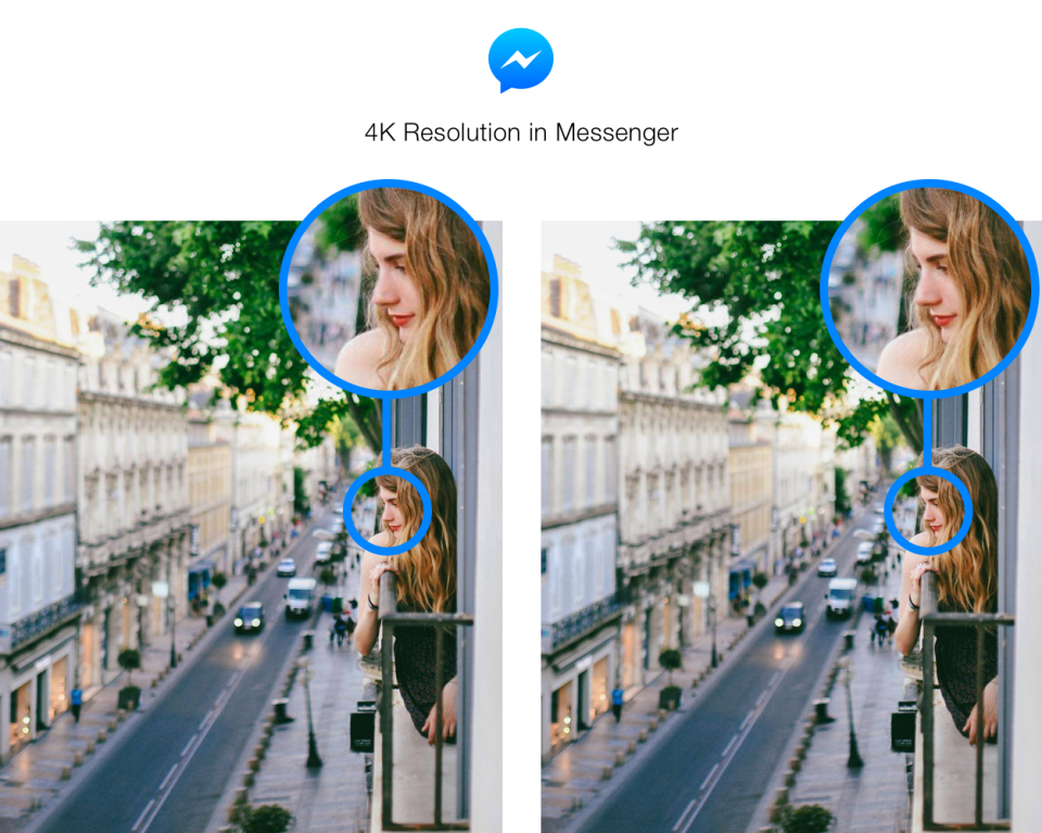 Facebook Messenger 4K 2