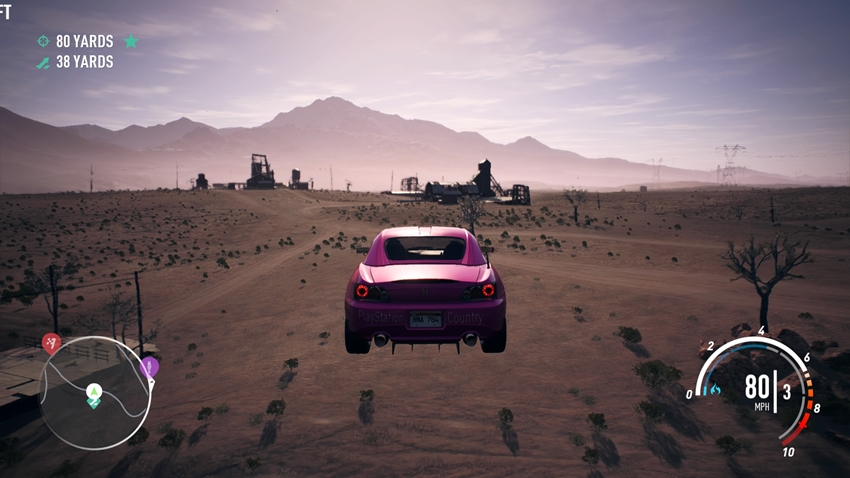 NFS Payback off-road
