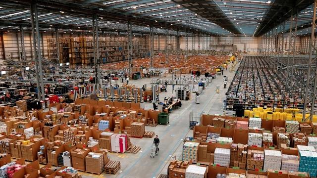 Amazon'un Türkiye Pazarı