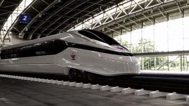 İlk Milli Yüksek Hızlı Tren