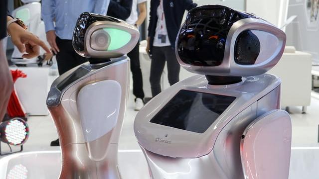 İnsansı Robotlar, Öğretmenlik Yapacak