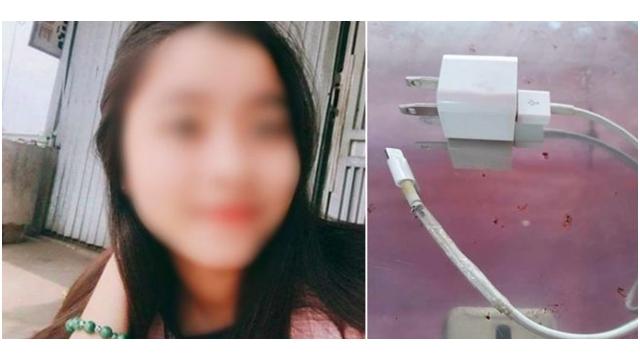 Genç Kız, Telefonunu Şarj Etmek İsterken Öldü