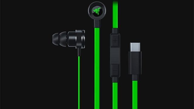 Razer Hammerhead USB-C Kulaklık
