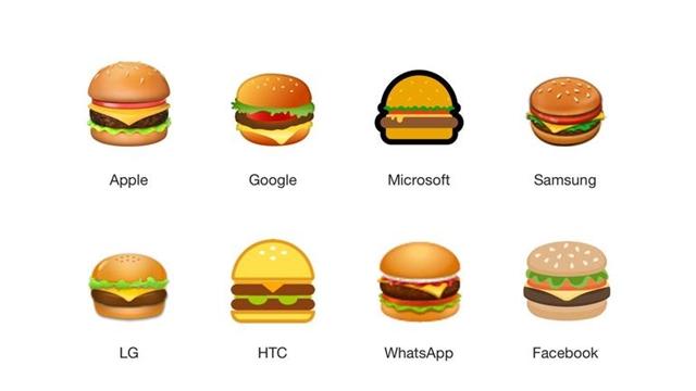 Sosyal Medya Cheeseburger Emojisini Tartışıyor!