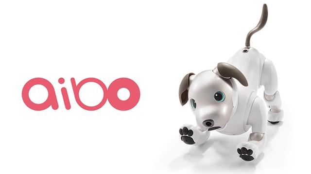 Süper Akıllı Köpek Sony Aibo