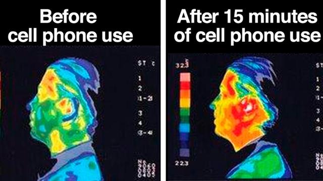 Telefonlardaki Yüksek SAR Değeri