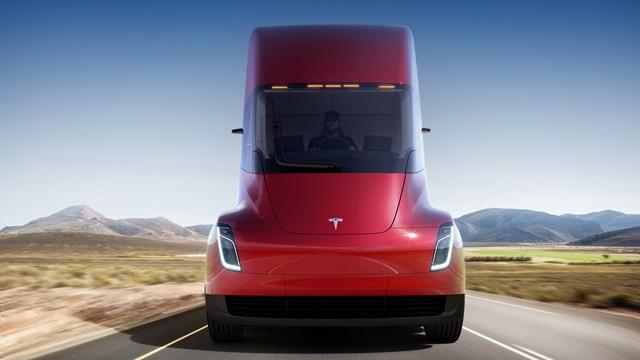 Tesla Semi-2