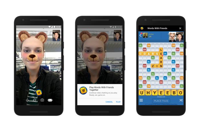 Facebook Messenger Oyunlarını Canlı Yayınlamak
