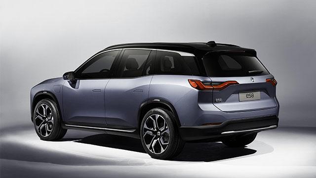 Çinli Elektrikli SUV Nio ES8