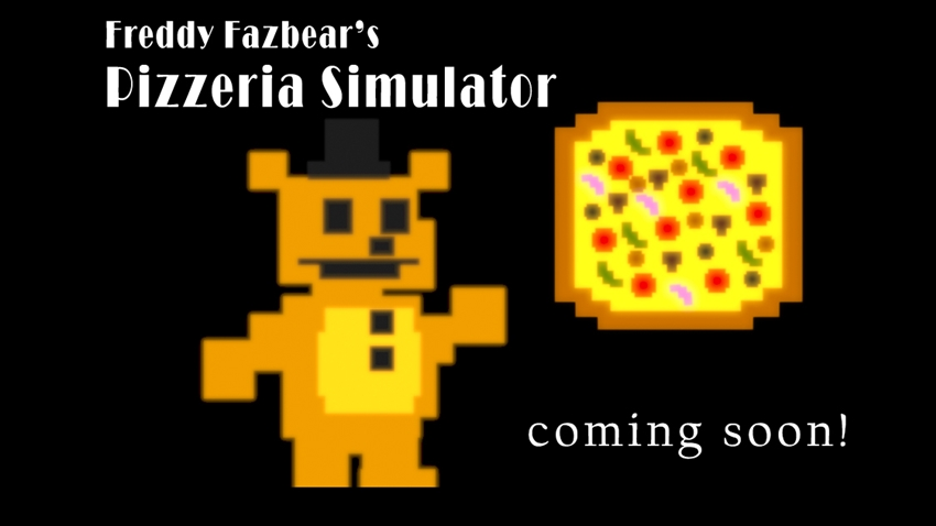 Freddy Fazbers Pizzeria Simulator