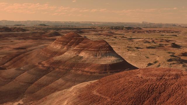 Bilim İnsanları, Mars'ın Büyük Gizemini