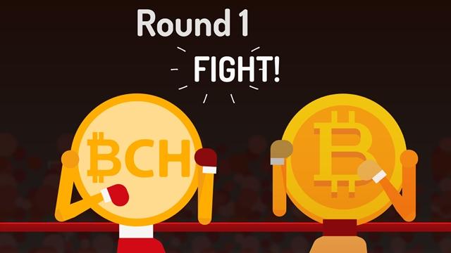 Bitcoin Cash'te İnanılmaz Yükseliş