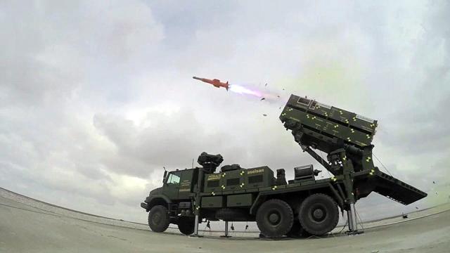Hava Savunması HİSAR'a Emanet-1