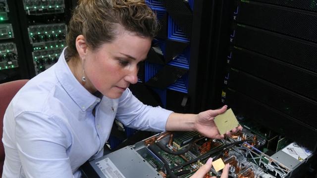 IBM Yeni Nesil Power9 Yonga