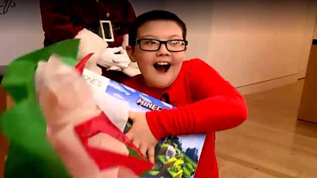 Xbox Almak Yerine Evsizlere Yardım Yapan Çocuk
