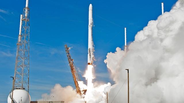 Space X'in Geri Dönüştürülmüş Dragon Kapsülü