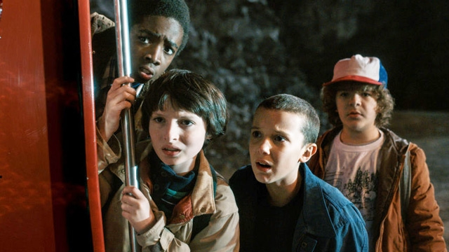 Stranger Things 3. Sezonu Yolda!