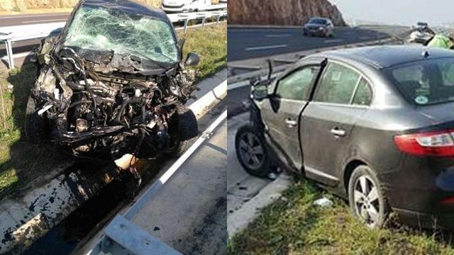 Ruhi Çenet Trafik Kazası Geçirdi!