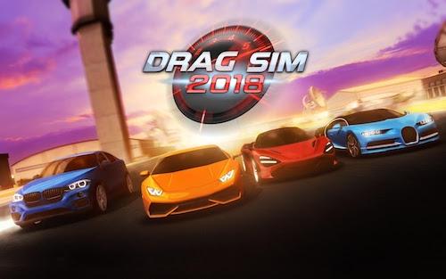 Drag Sim 2018 Indir Android Icin Ucretsiz Araba Yarisi Oyunu
