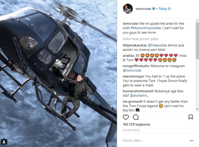 Görevimiz Tehlike Helikopter
