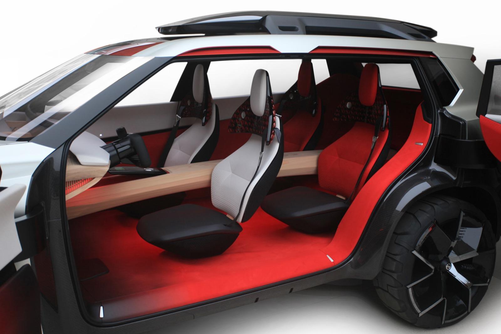 Nissan Xmotion 1