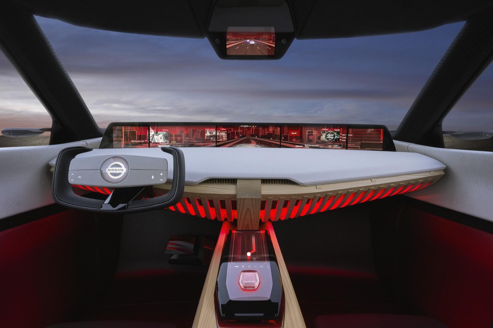 Nissan Xmotion 3