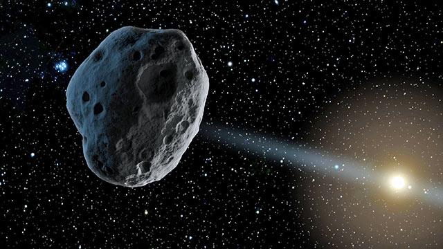 Asteroit Dünyaya Teğet Geçecek 3